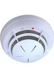 Detector de incendio autónomo