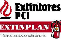 Extintores PCI Castellón Logo